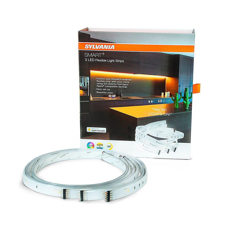Sylvania SMART+ Color Smart Flex Light Strip, No Hub Required