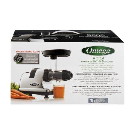 Champion Juicer Household Juicer - Omega Juicers Nutrition System Juicer 8008C