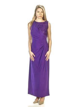 ec1175bcefa Free shipping. Product Image RM Richards Sleeveless Sequin Lace Long Party  Dress