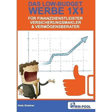Low Budget Werbe 1X1 Fur Finanzdienstleister  Versicherungsmakler Und Vermogensberater