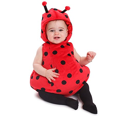 Dress Up America Ladybug baby costume Ladybug Outfit - Military Dress Up Outfits
