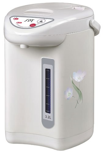 SPT-SP-3201 3.2 L Hot Water Dispenser with Dual-Pump System by Sunpentown by