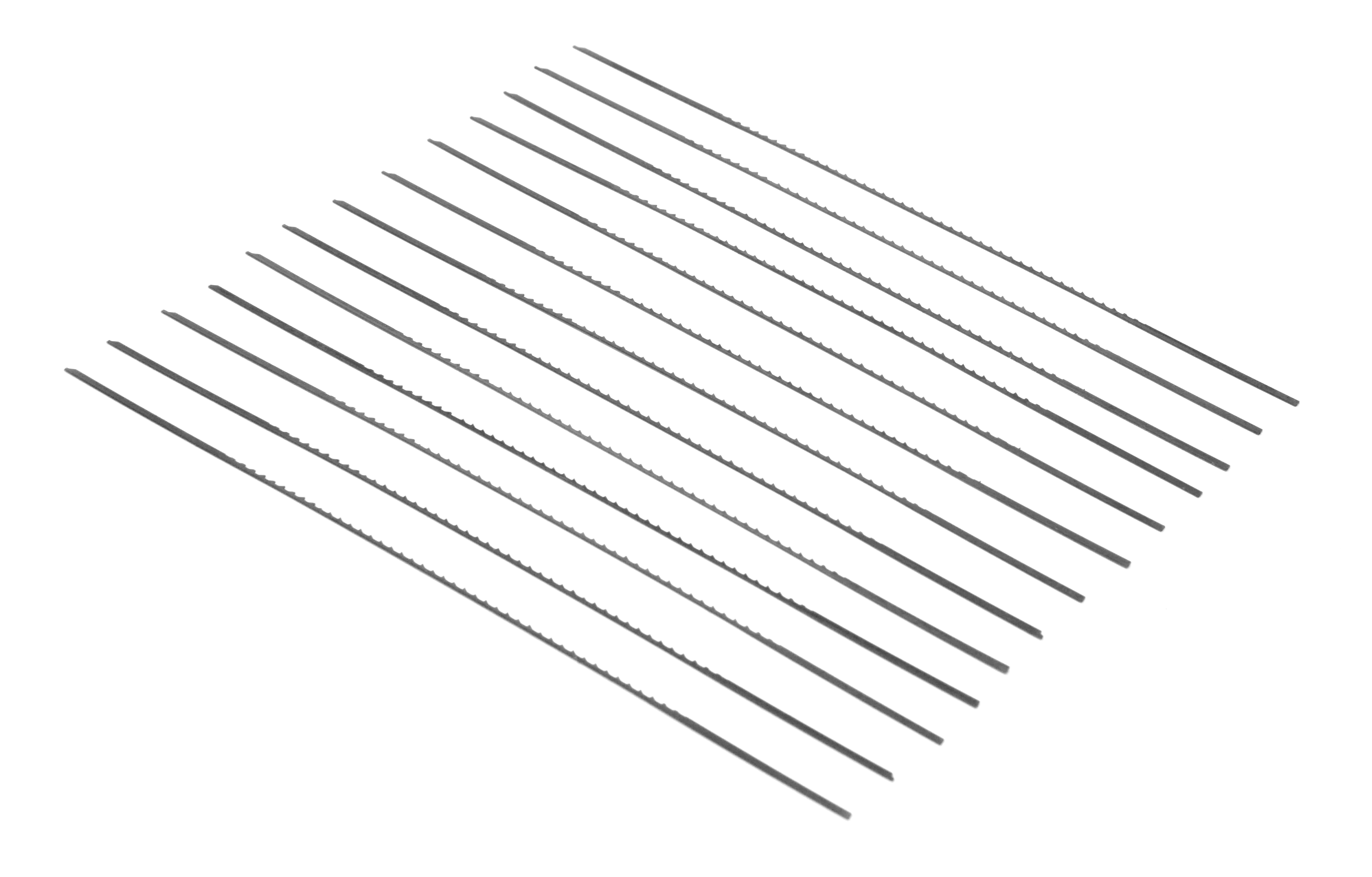 Wen #3R Reverse-Tooth Pinless Scroll Saw Blades