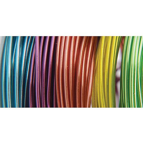 Value Pack Fun Wire Plastic Coated Copper Wire