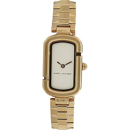 5eb22966edf52 Marc Jacobs Women s Marc Mid MJ3505 Rose Gold Stainless-Steel Quartz  Fashion Watch - image ...