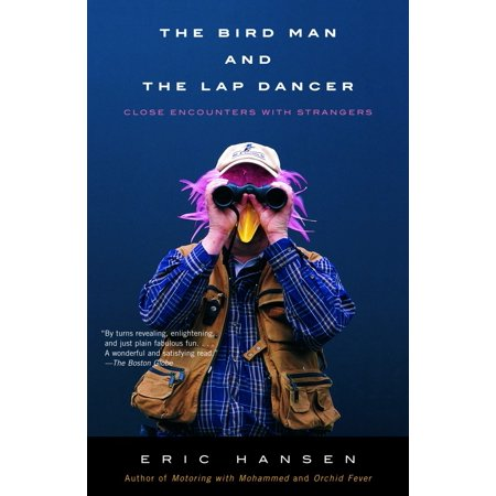 The Car Lab - The Bird Man and the Lap Dancer : Close Encounters with Strangers