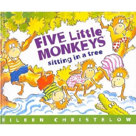 Five Little Monkeys Sit