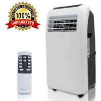 SereneLife SLPAC10 10,000 BTU Portable 3-in-1 Air Conditioner for Rooms Up to 450 Sq. Ft