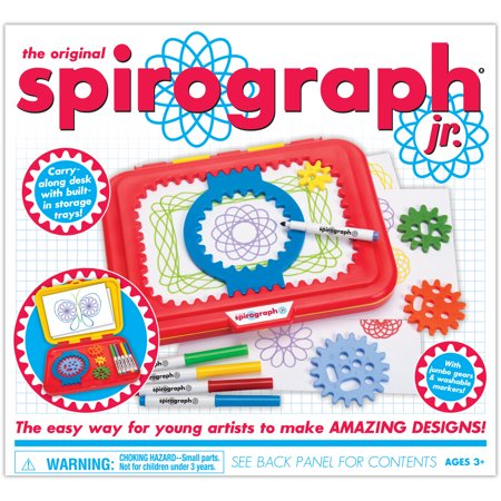 Spirograph Junior Set-](Spirograph Game)
