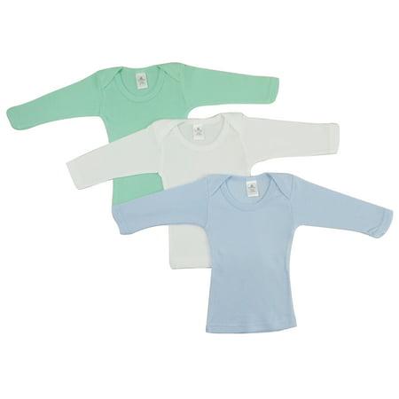 Bambini Boys Pastel Variety Long Sleeve Lap T-shirts Newborn - image 1 de 2