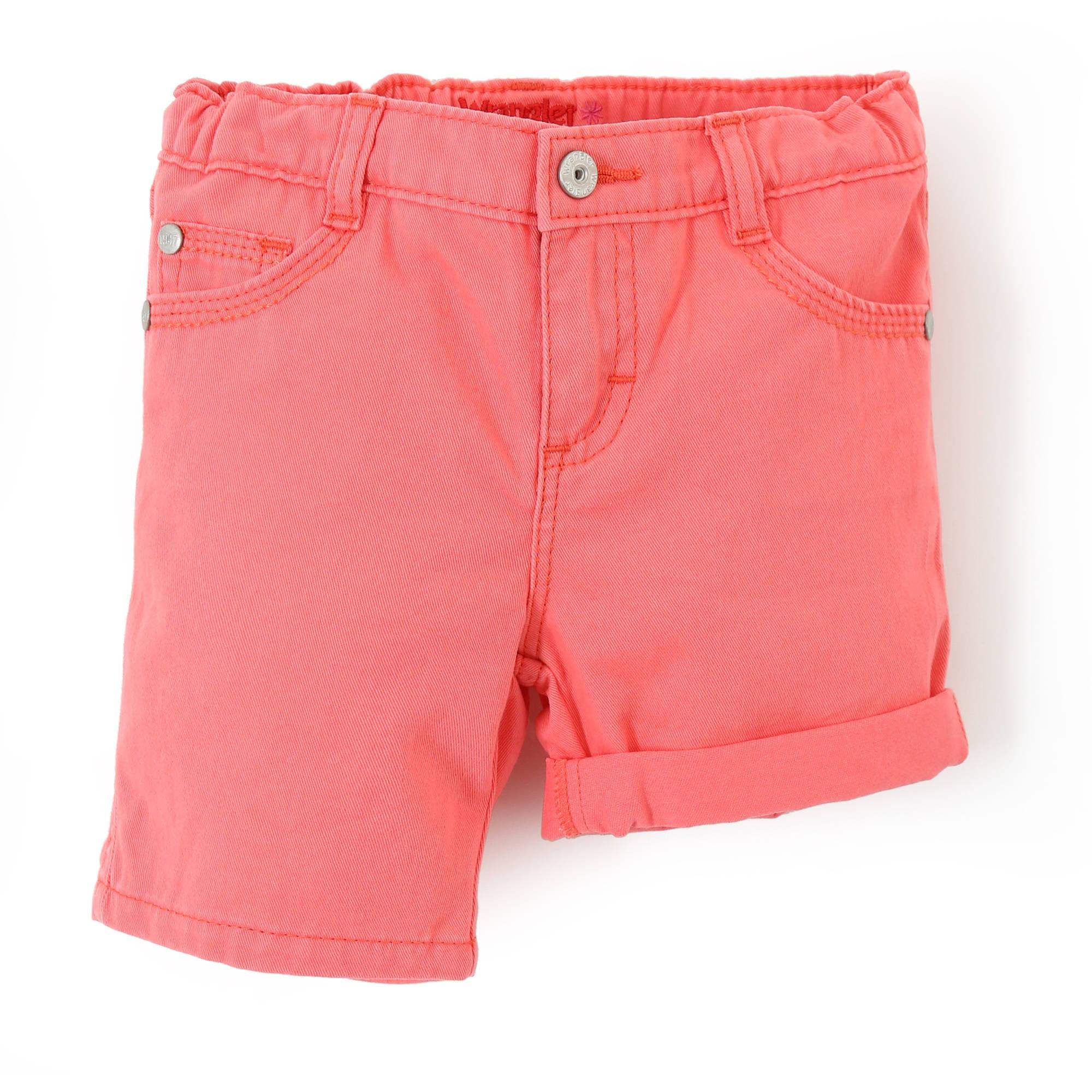 Wrangler Baby Toddler Girl Bermuda Shorts