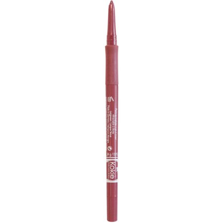 Natural Lip Liner - Kokie Professional Retractable Lip Liner, Natural, 0.012 oz