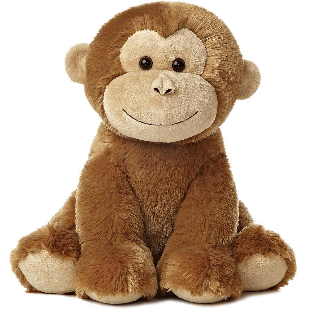 Monkey Stuffed Toy