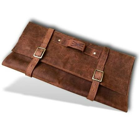 b8482e579de Kauri Handmade Leather Knife Roll