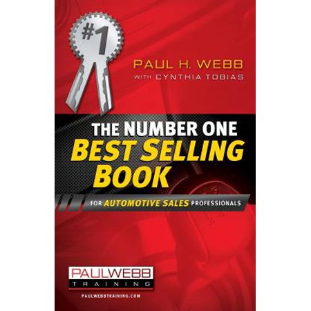 The Number One Best Selling Book ... for Automotive Sales