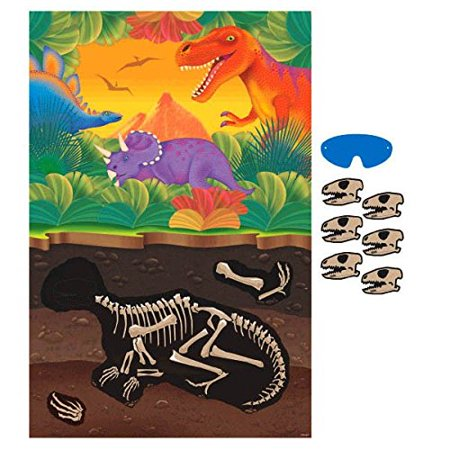 Prehistoric Dinosaur Party - Dinosaur Party Games
