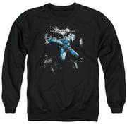 Dark Knight Rises What Gotham Needs Mens Crewneck Sweatshirt