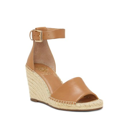 Leera Espadrille Ankle-Strap Wedge Sandals ()