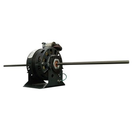 1/10 hp 1050 RPM 4-Speed 5  Diameter 115V Fasco # D291 Extend the life of your unit by using the Fasco # D291 Air Conditioner Motor. You can use this part to replace your current piece once it is no longer performing at a top level. The 115V AC motor allows your machine to properly do its job consistently. You will be able to continue to enjoy the cool air that you expect from your air unit. It will make a useful addition to the rest of your air conditioner accessories and supplies. It has 1/10 HP and four speeds and operates at 1,050 RPM. This motor has a 5  diameter.