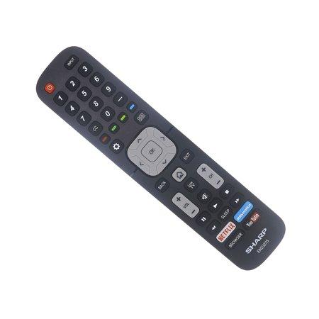 Original TV Remote Control for SHARP LC60N6200 Television - image 1 de 2
