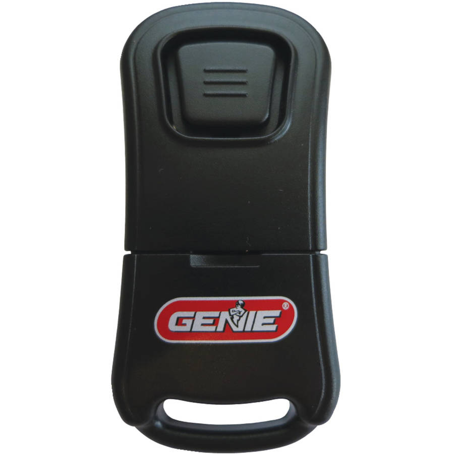 Genie 38501R Replacement 1-Button Remote Visor Clip & Battery