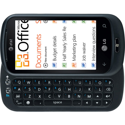 LG Quantum C900 GSM Cell Phone (Unlocked)