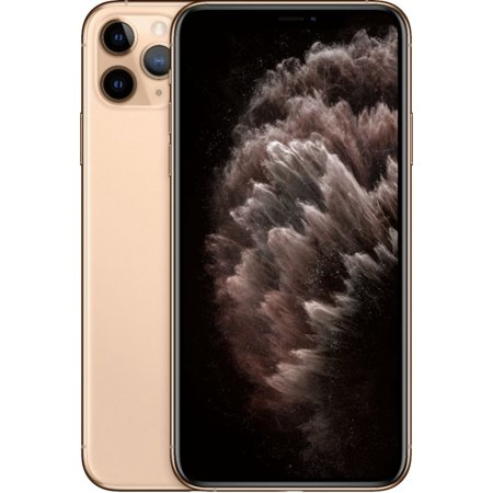 Apple iPhone 11 Pro Max 256GB Gold Fully Unlocked A Grade Refurbished Smartphone