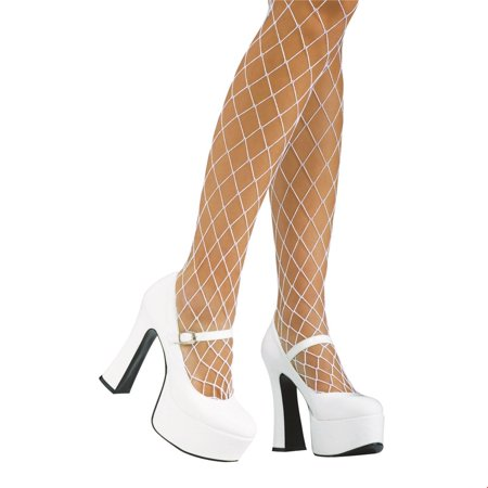 White Mary Jane Shoe](Halloween Mary Bu)