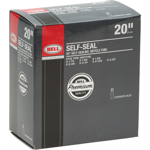 "Bell Sports 20"" Self-Sealing Bike Inner Tube"