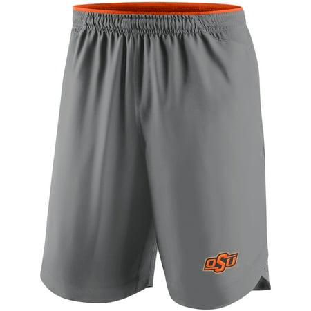 Oklahoma State Cowboys Nike 2018 Sideline Vapor Dri-FIT Shorts - Charcoal ()