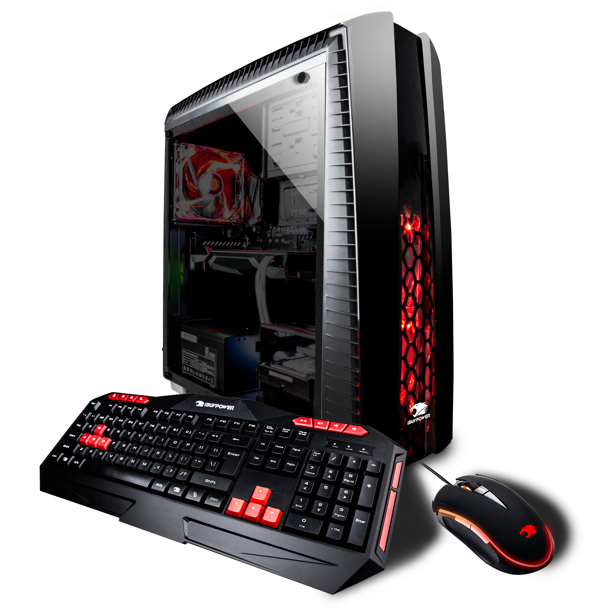 Best Gaming PCs - iBUYPOWER WA583RX Gaming Desktop PC With AMD FX-8320 Review