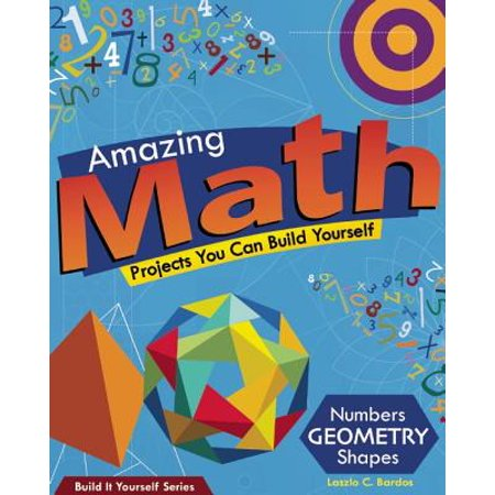 Amazing Math Projects You Can Build Yourself - Halloween Math Art Projects