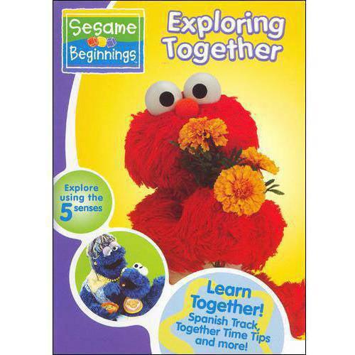 Sesame Beginnings: Exploring Together (Spanish) (Full Frame)