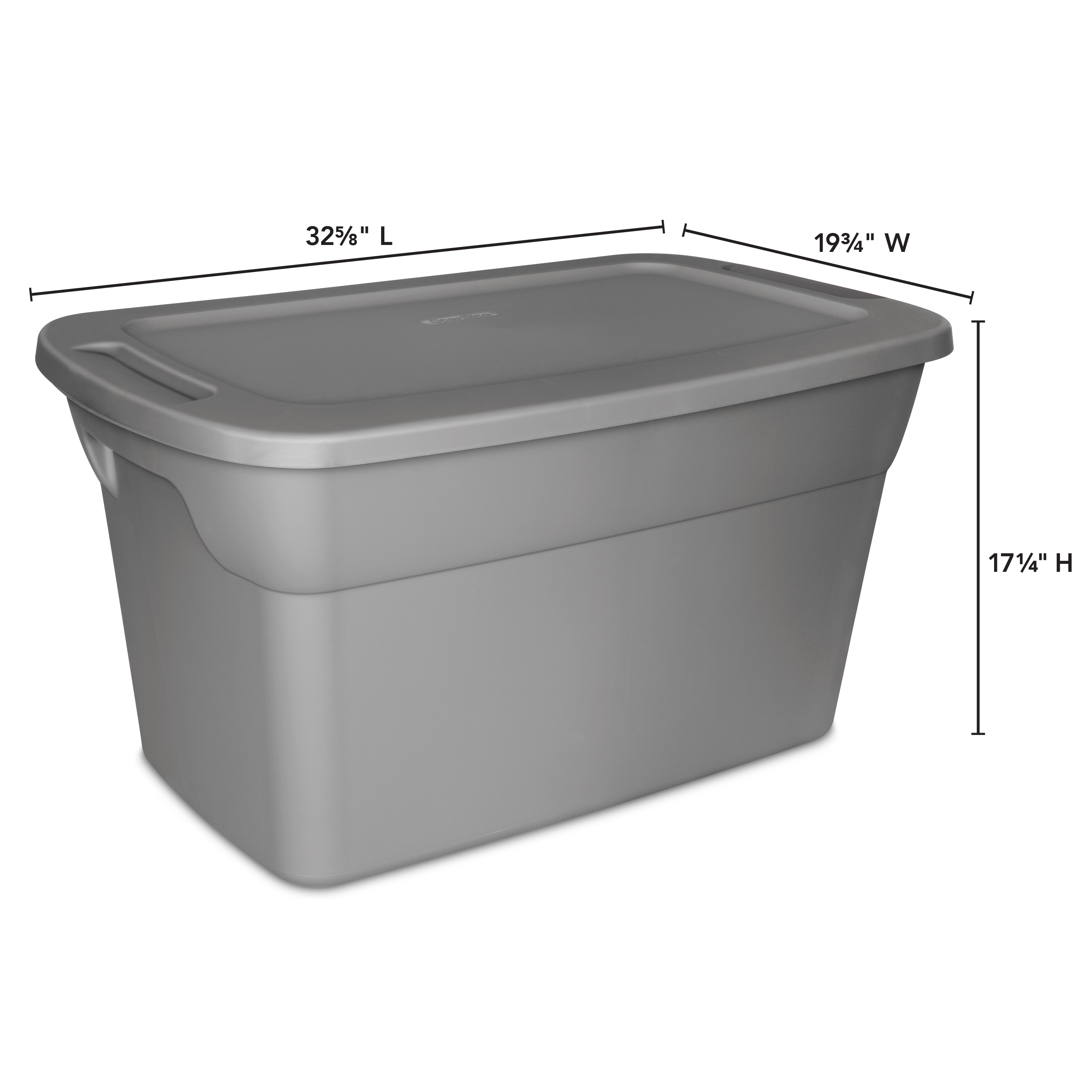 Sterilite 30 Gallon Tote Box
