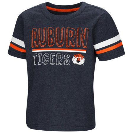 Auburn University Tigers Toddler Boys Short Sleeve Graphic Tee