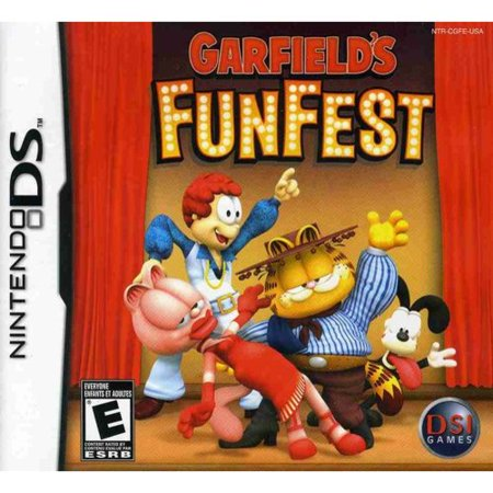 Garfield Fun Fest (DS)