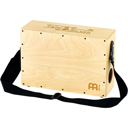 Meinl Stand Up Cajon with Internal Snares and Shoulder