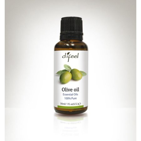 Essential Olive (LWS LA Wholesale Store  Difeel 100 % Pure Essential Oils Variations Scents of Your Choice 1oz/30mL (Olive Oil))