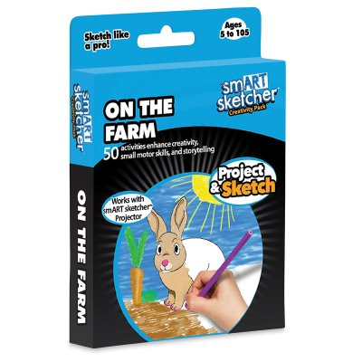 smART sketcher SD pack On The Farm USA English Box