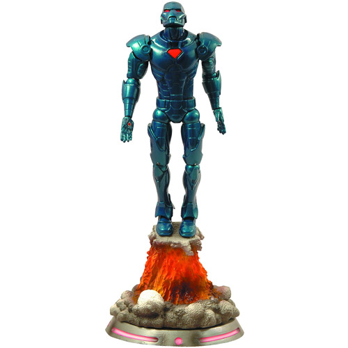 """Marvel Marvel Select Stealth Iron Man 7"""" Action Figure"""
