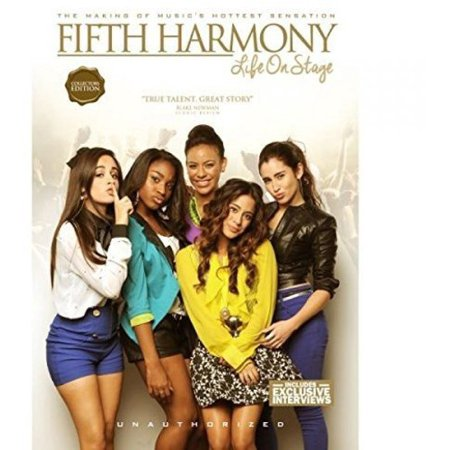 Fifth Harmony Life on Stage (DVD)](Fifth Harmony Halloween Concert)