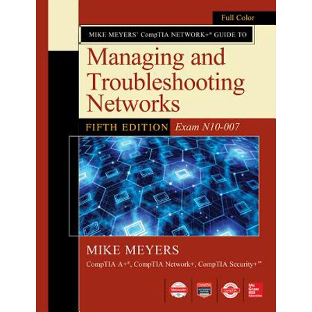 Mike Meyers Comptia Network Guide to Managing and Troubleshooting Networks Fifth Edition (Exam - Halloween Mike Meyers