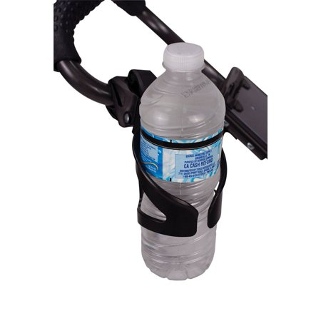 Bag Boy Universal Golf Cart Beverage Holder (Black)