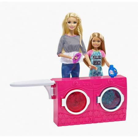 Barbie Laundry Furniture Walmart Com