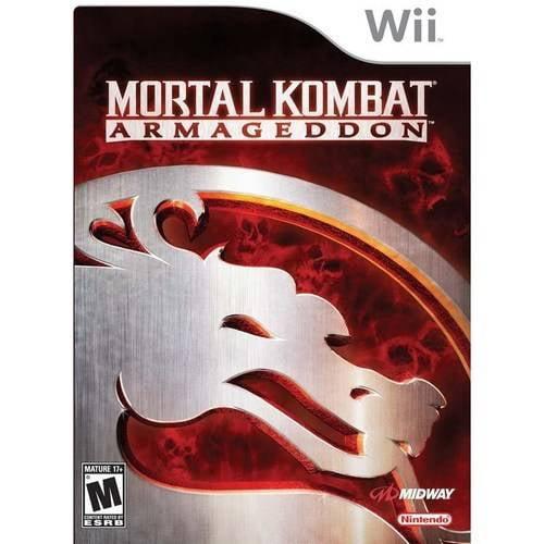 Mortal Kombat: Armageddon (Wii)