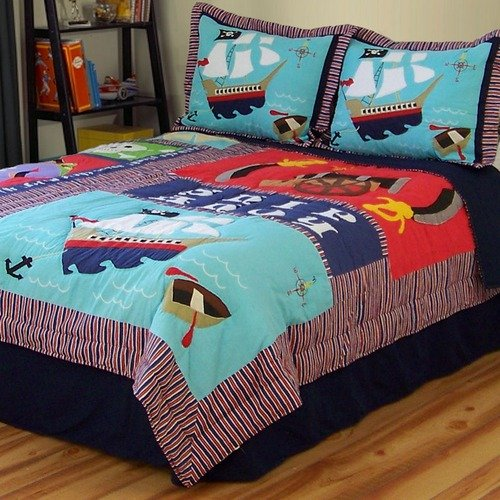 PEM America Pirate Treasure Quilt