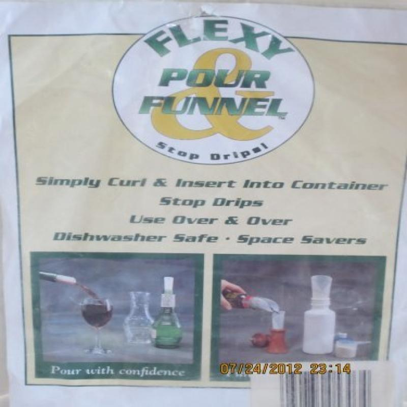 Fox Run Flexy Pour Funnel