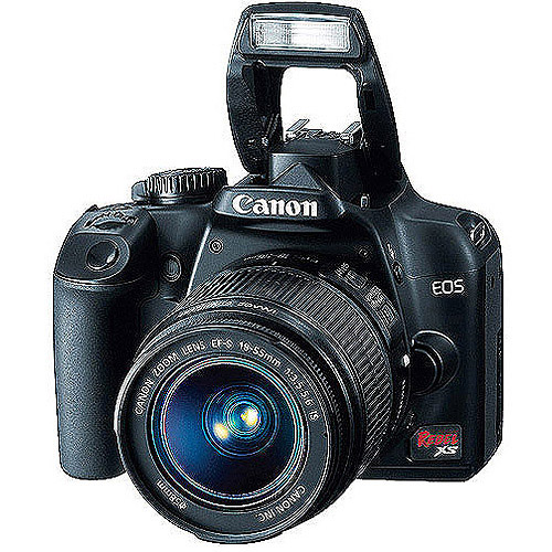 Canon EOS Rebel XSi EF-S 18-55IS Kit Driver for Windows Mac