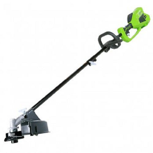 Greenworks 14-Inch 40V Cordless String Trimmer (Attachment Capable), 2.0 AH Battery... by Sunrise Global Marketing