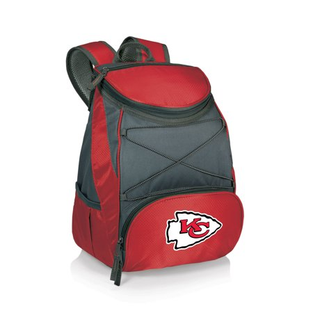 Kansas Cooler (Kansas City Chiefs PTX Backpack Cooler - Red - No)